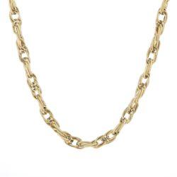Gouden chain ketting