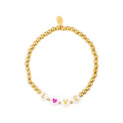 Love beads armband